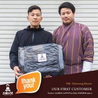 Zala.bt's First Customer