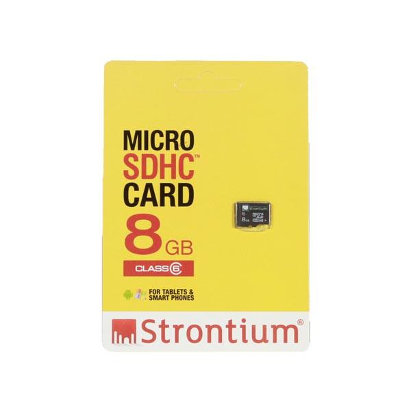 Strontium 8GB SD Card