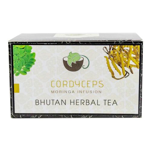 Cordycep Tea