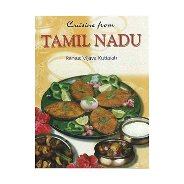 Cuisine from Tamil Nadu