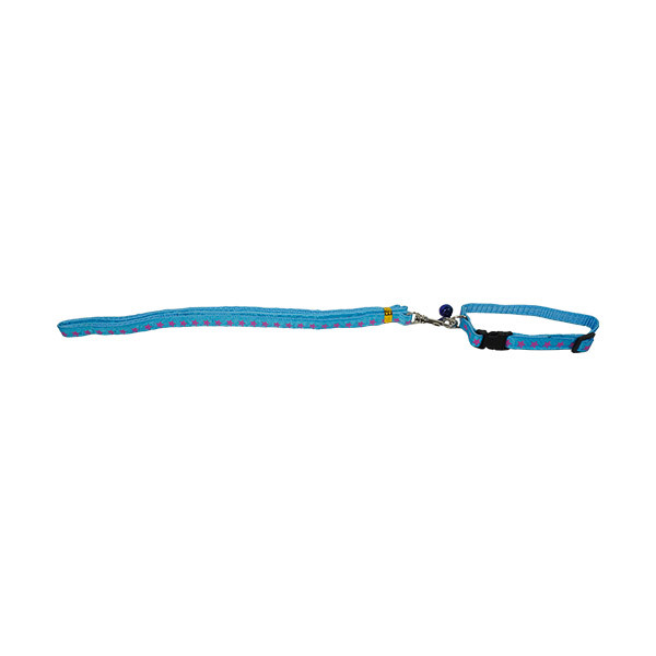 Cat Leash With Collar and Bell