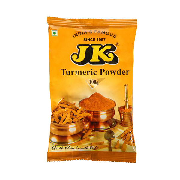 JK Turmeric Powder, 100 grams