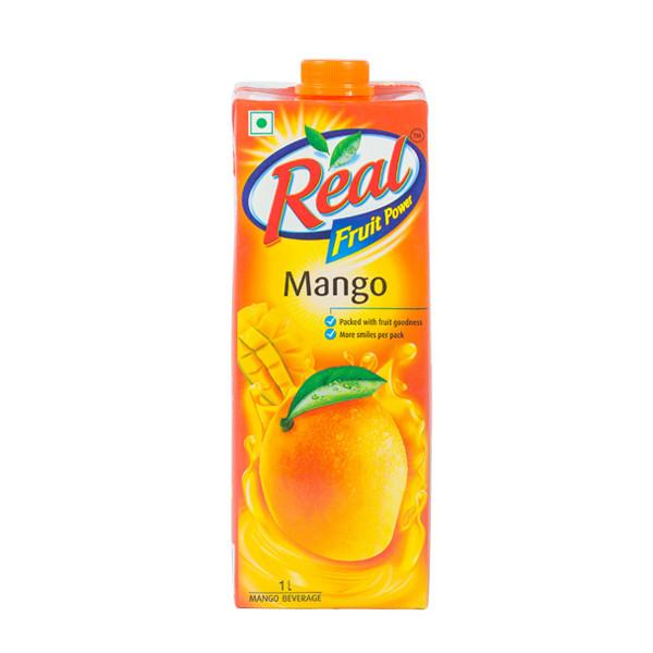 Real Fruit Power Mango, 1L