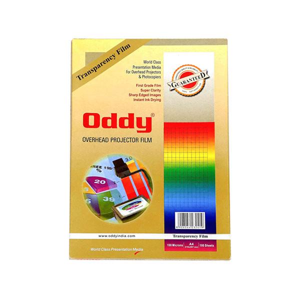 Oddy A4 Transparent Sheet
