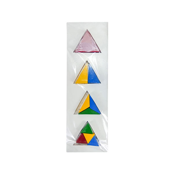 Fraction- Triangle Toys